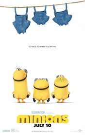 The Minions Theatrical Review