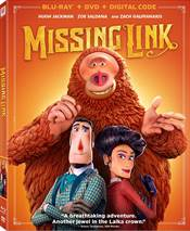 Missing Link Blu-ray Review