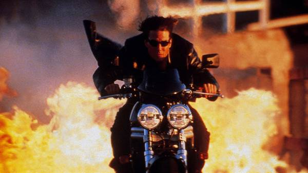 Mission: Impossible II © Paramount Pictures. All Rights Reserved.