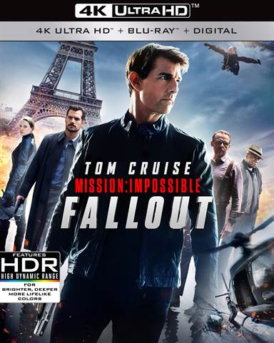Mission: Impossible - Fallout 4K Ultra HD Review