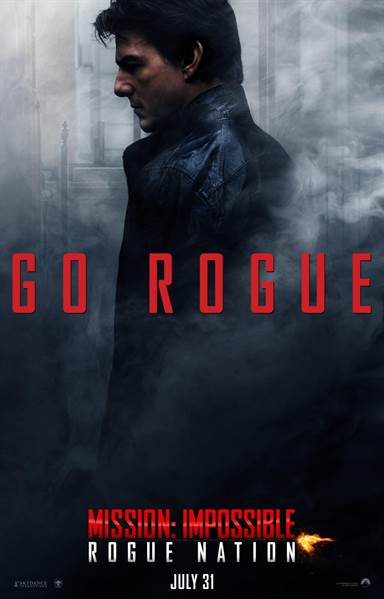 Mission: Impossible Rogue Nation Theatrical Review