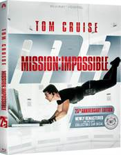 Mission: Impossible Blu-ray Review
