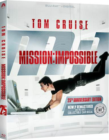 Mission: Impossible 25th Anniversary Collectors Edition Blu-ray Review