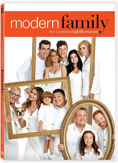 Modern Family: The Complete Eighth Season DVD Review