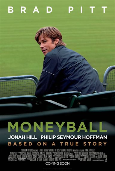 Moneyball © Columbia Pictures. All Rights Reserved.