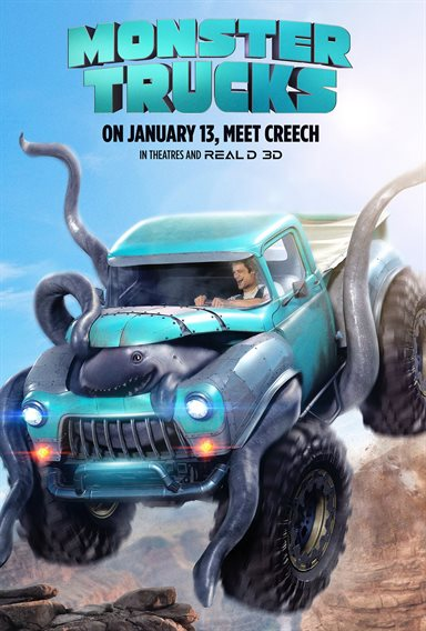 Monster Trucks © Paramount Pictures. All Rights Reserved.