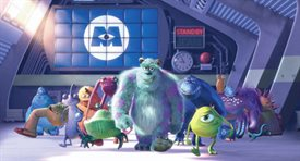 Monsters, Inc. © Walt Disney Pictures. All Rights Reserved.