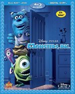 Monsters, Inc. Blu-ray Review