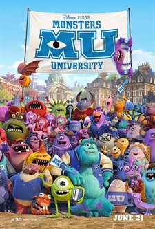 Monsters University Theatrical Review