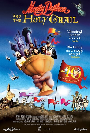Monty Python and the Holy Grail © EMI Films. All Rights Reserved.