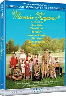 Moonrise Kingdom Blu-ray Review