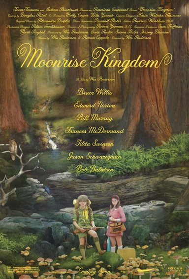 Moonrise Kingdom © Focus Features. All Rights Reserved.