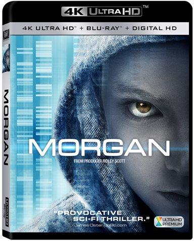 Morgan 4K Ultra HD Review
