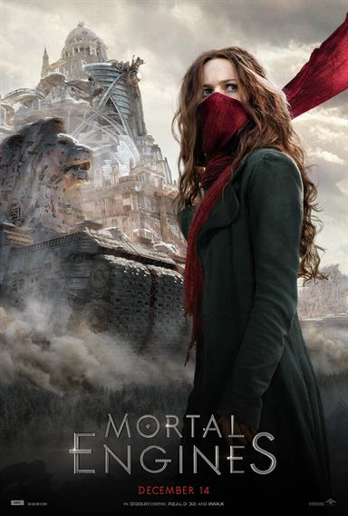 Mortal Engines © Universal Pictures. All Rights Reserved.