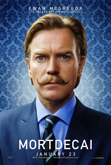 Mortdecai © Lionsgate. All Rights Reserved.