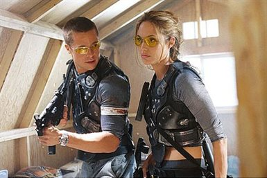 Mr. & Mrs. Smith © 20th Century Fox. All Rights Reserved.
