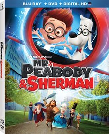 Mr. Peabody & Sherman Blu-ray Review