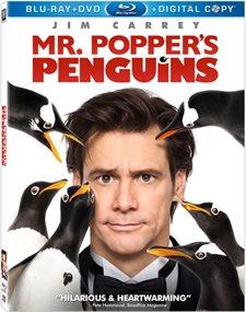 Mr. Popper's Penguins Blu-ray Review