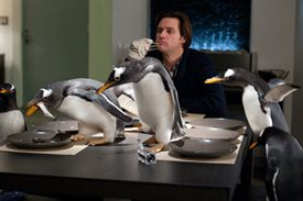 Mr. Popper's Penguins © 20th Century Fox. All Rights Reserved.