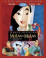 Mulan Blu-ray Review