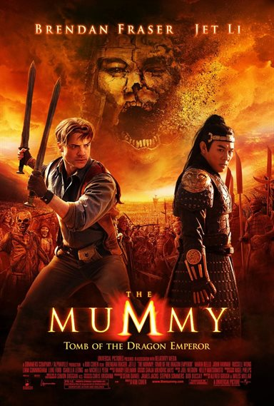 The Mummy: Tomb of the Dragon Emperor © Universal Pictures. All Rights Reserved.