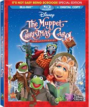 The Muppet Christmas Carol Blu-ray Review