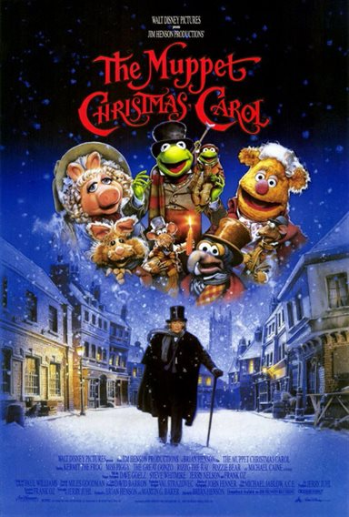 The Muppet Christmas Carol © Walt Disney Pictures. All Rights Reserved.