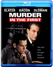 Murder In The First Blu-ray Review