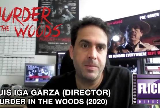 Luis Iga Garza Talks About Murder In The Woods Starring Danny Trejo