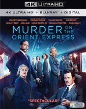 Murder on the Orient Express 4K Ultra HD Review