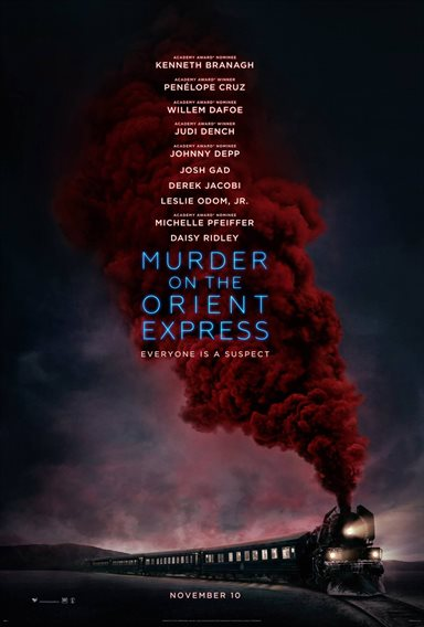 Murder on the Orient Express © 20th Century Fox. All Rights Reserved.
