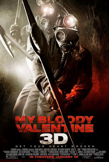 My Bloody Valentine Theatrical Review