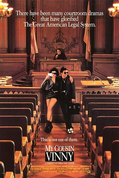 My Cousin Vinny © 20th Century Fox. All Rights Reserved.