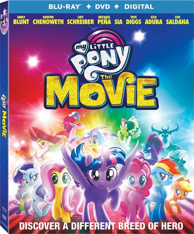 My Little Pony: The Movie Blu-ray Review