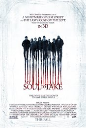 My Soul to Take Theatrical Review