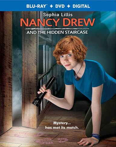 Nancy Drew and the Hidden Staircase Blu-ray Review