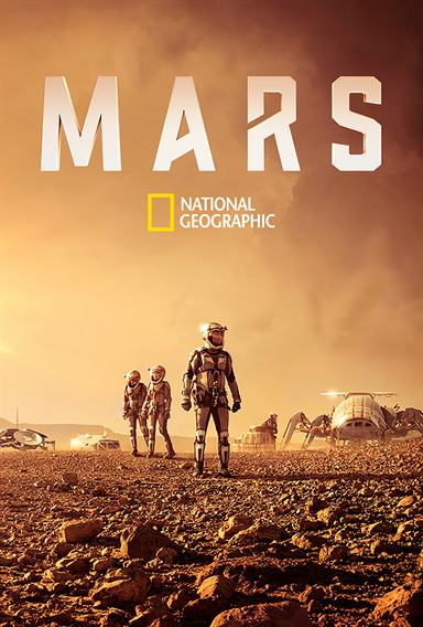 Mars © National Geographic. All Rights Reserved.