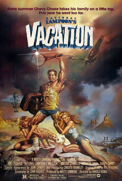 National Lampoon's Vacation (1983), News, Trailers, Music