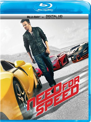 Need For Speed Blu-ray Review