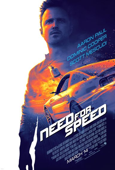 Need For Speed © DreamWorks Studios. All Rights Reserved.