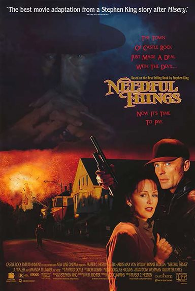 Needful Things © Columbia Pictures. All Rights Reserved.