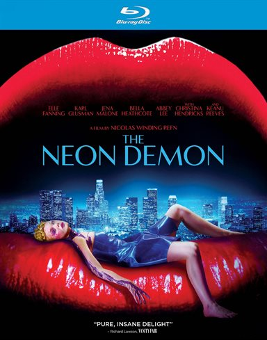 The Neon Demon Blu-ray Review