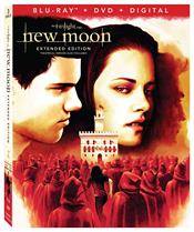 The Twilight Saga: New Moon Blu-ray Review