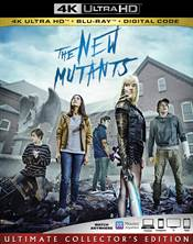 The New Mutants 4K Ultra HD Review