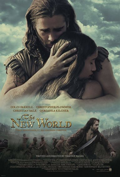The New World © New Line Cinema. All Rights Reserved.