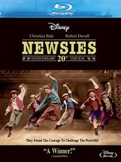 Newsies Blu-ray Review