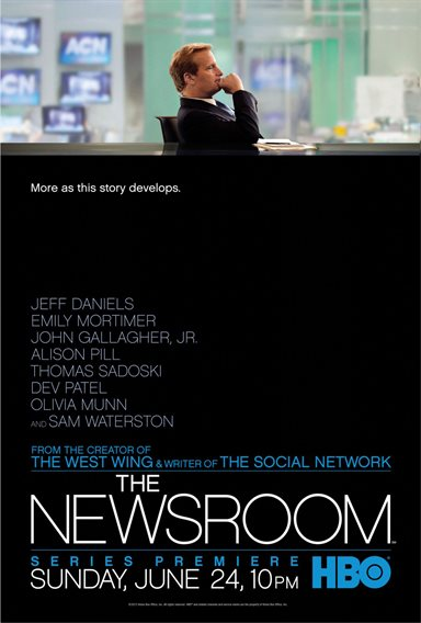 The Newsroom © HBO Entertainment. All Rights Reserved.
