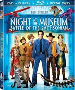 Night At The Museum: Battle For The Smithsonian DVD Review