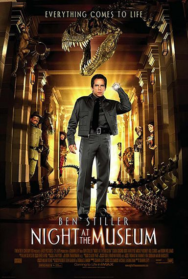Night at the Museum © 20th Century Fox. All Rights Reserved.