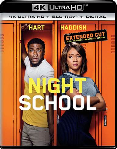 Night School 4K Ultra HD Review